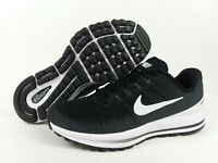Nike Womens Air Zoom Vomero 13 Running Shoes Black White 922909-001 Size 12 NEW