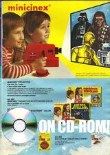 1978 HARBERT ITALY TOY CATALOG ON CD-ROM! STAR WARS PROTOTYPE ACTION FIGURES +++