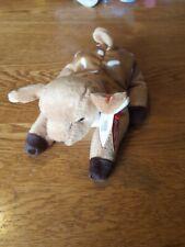 Ty Beanie Babies Whisper The Deer Mint 1998