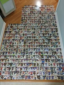 Pro Set NHL cards 500! NHL HOCKEY TRADING CARDS -1990s - MINT CONDITION 500+ !!!