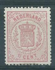 1869TG Nederland Wapenserie NR.16 postfris zegel mooi getand zie foto's..
