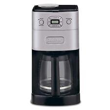 Cuisinart DGB625BCU Grind & Brew Automatic Coffee Machine 12 Cup Glass Carafe