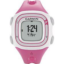 New Garmin Forerunner 10 GPS Enabled Sport Running Watch Calories Tracker -Pink
