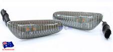 For BMW E81 E90 E91 E60 E53X5 LED Side Repeaters Indicators Crystal Smoke AU