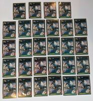 1985 Donruss #172 Wade Boggs Lot of 28 Mint Cards Boston Red Sox HOF