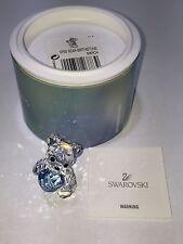 Swarovski Crystal 5126883 Kris Bear Birthstone March