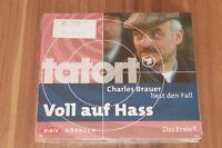 Tatort - Voll auf Hass (Hörbuch) (Neu+OVP)