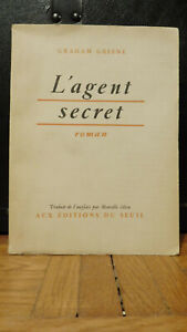 L'Agent secret (Graham Greene) 1951