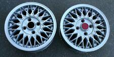 2st. Audi 80 Sport Edition BBS Alufelgen 443601025C