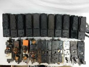 LIONEL 6026W TENDERS:  SHELLS, MOTORS, RELAYS BASES FOR PARTS OR TO FIX UP