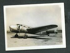 Vintage Photo Lockheed Model 10 Electra Airplane Northwest Airlines 426187