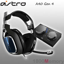 Astro A40 Gen 4 TR Wired Gaming Headset + MixAmp Pro TR for Sony PS4 Pro PC Mac