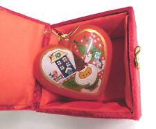 Beautiful Li Bien Christmas Ornament - Beautiful Holiday Heart