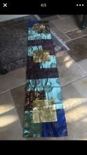"""Unique & Rare bistro table runner 50% rayon 50% poly. 14 x 72"""""""