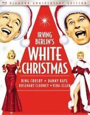 White Christmas Diamond Anniversary Edition Blu-ray DVD 4 Disc Set Irving Berlin