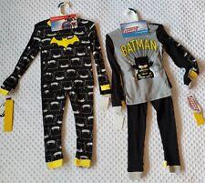 Justice League Justice Four Boys 4 8, Blue//Black Piece Cotton Pajama Set