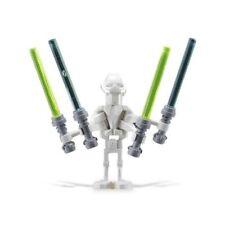 LEGO 7656 - STAR WARS - General Grievous, No Cape - Mini Fig / Mini Figure