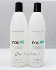 OPI NAS 99 960 mL/ 32oz Nail Cleanser N.A.S NAS99 Cleansing 99% Alcohol 1 qt.