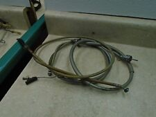 Honda 100 XL XL100-K0 Used Cable LOT 1974 HB310