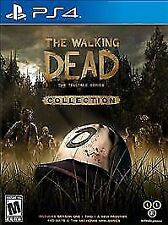 Walking Dead: The Telltale Series Collection (Sony PlayStation 4, 2017)