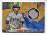 2019 Topps Fire Jersey Relic RC Luis Urias San Diego Padres 1:32