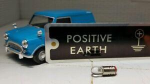 Austin Mini & Morris Minor 1000 Traveller Indicator Stalk Switch Bulb LED E5 +ve