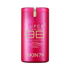 [SKIN79] Super Plus Beblesh Balm Triple Functions - 40g #Pink (New, Pump Type)