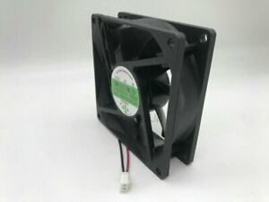 PY-8025H12S 8CM DC12V 0.21A 80*80*25MM 2Pin Cooling Fan