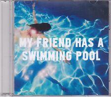 Mausi-My Friend Has A Swimming Pool Promo cd single