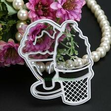 Metal Icecream Cutting Dies Stencil DIY Scrapbooking Album Card Embossing Craft
