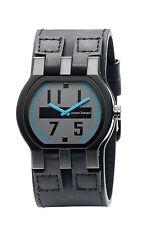 Bruno Banani -br20994- Series Zeno Black Designer Watch with Box & Issues NEW
