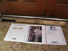 Johnny Damon Game Used Louisville Slugger Baseball Bat PSA Certified