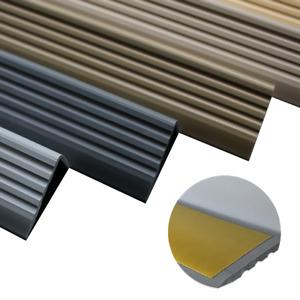 Treppenkantenprofil ️PVC Selbstklebend 50x42 Kantenschutz Winkelprofil 70-200cm
