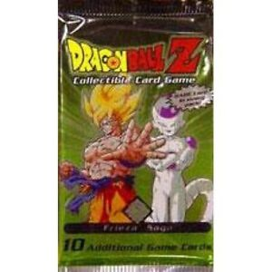 1x  Frieza Saga: Booster Pack New Sealed Product - Dragon Ball Z Score
