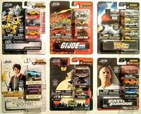 🎄Jada Nano HOLLYWOOD RIDES Diecast Cars**YOU CHOOSE/SAVE ON 2+ COMBINE SHIPPING