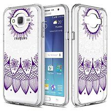 Samsung Galaxy J7 (2015) / J700, Ultra Slim Scratch Resistant Case