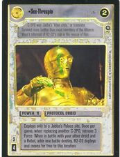 Star Wars CCG Reflections II Foil See-Threepio