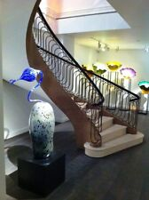 Brochure For Bespoke Glass Staircase Design Service String Floating Stairs