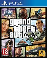 GTA 5 (PS4) Grand Theft Auto V - IMMACULATE - Super FAST & QUICK Delivery FREE