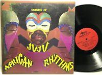 Oneness Of Juju - African Rhythms Black Fire 1993 Pressing LP Vinyl Record Album