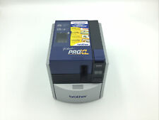 Brother Pt 9500pc Industrial Label Maker No Power Supply H441