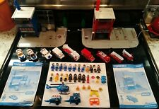 Tomica/Hypercity/Fire/Police/Station/Sets/10 Vehicles/21 Figures/#70555/#70583