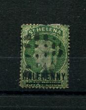 St. Helena Nr. 13I  gestempelt    (BK-1)
