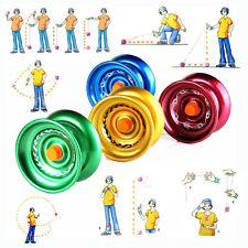 Metal Clutch String Trick Yo-Yo Ball Bearing YoYo Professional YoYo Aluminum