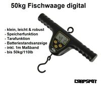 NEU Fischwaage digital XPR 50kg Karpfenwaage Kofferwaage, keine Analogwaage NGT