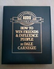 How To Win Friends And Influence People - Unabridged Audio Collector's Edition
