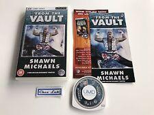 WWE From The Vault Shawn Michaels (Wrestling) - UMD Video - Sony PSP - EN