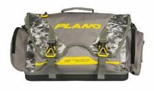 New Plano B-Series 3700 Mossy Oak Manta Fishing Tackle Bag 4 Stowaways Plabb3701