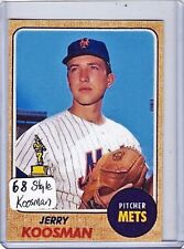 JERRY KOOSMAN 68 ACEO ART CARD ## BUY 5 GET 1 FREE ## or 30% OFF 12 OR MORE