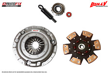 Bully Racing Stage 4 Clutch Kit & FW fits Audi Volkswagen A4 Passat 97-05 1.8T